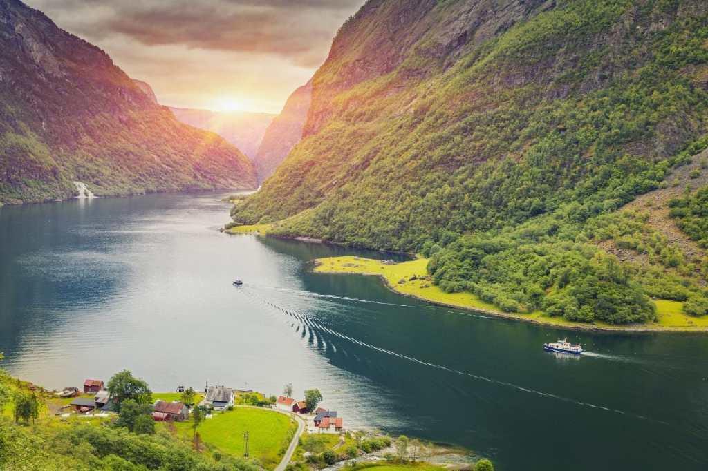 avrupa rüyası norveç fiyort turu