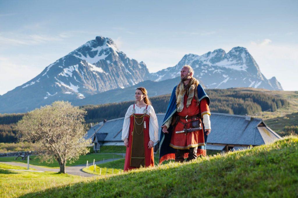 norveç vikinglerin günlük yaşamı