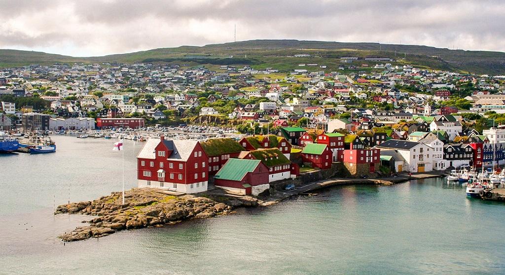 Başkent Tórshavn