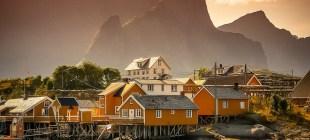 İskandinavya Büyüleyici Doğa Harikası Yerler