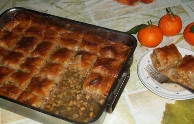 Bakllava - Suela Katanja - KuzhinaIme.al