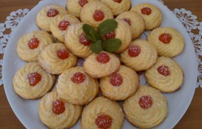 Biskota me gjalp - Leonora Pane - KuzhinaIme.al