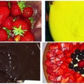 Tortë me luleshtrydhe - Alma Palokaj - KuzhinaIme.al