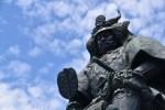 信玄公 銅像