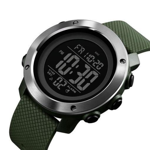 SKMEI 1416 Army Green