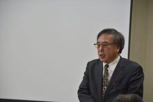 中田教育長
