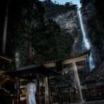 日本三名瀑 熊野・那智の滝