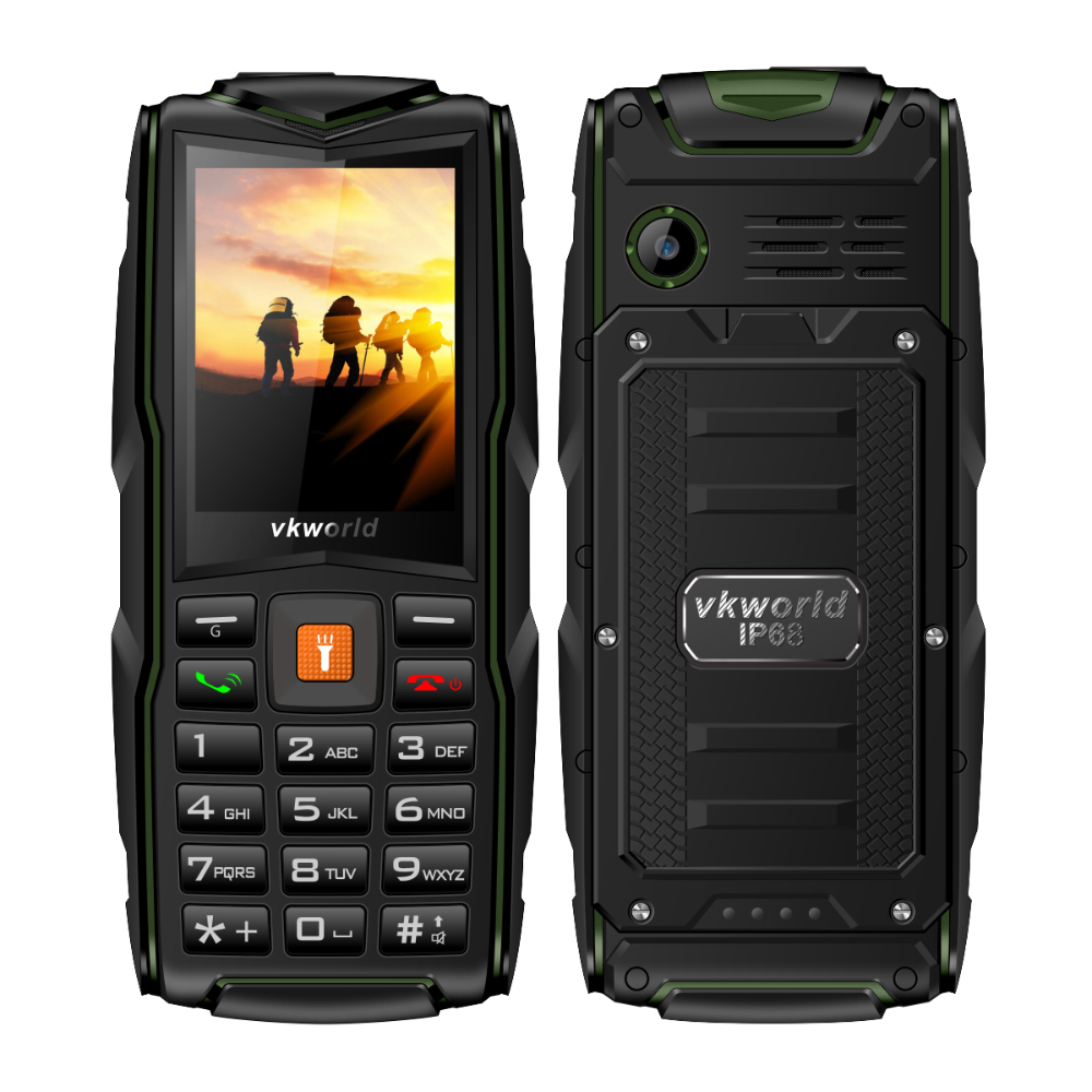 vkworld New StoneV3 2G mobile phone