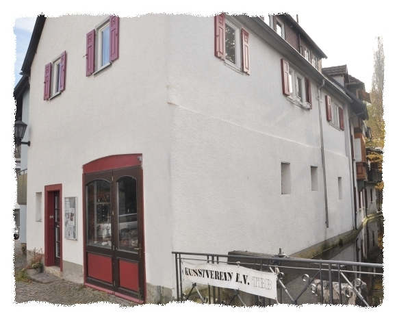 Das Atelierhaus KunstWERK5