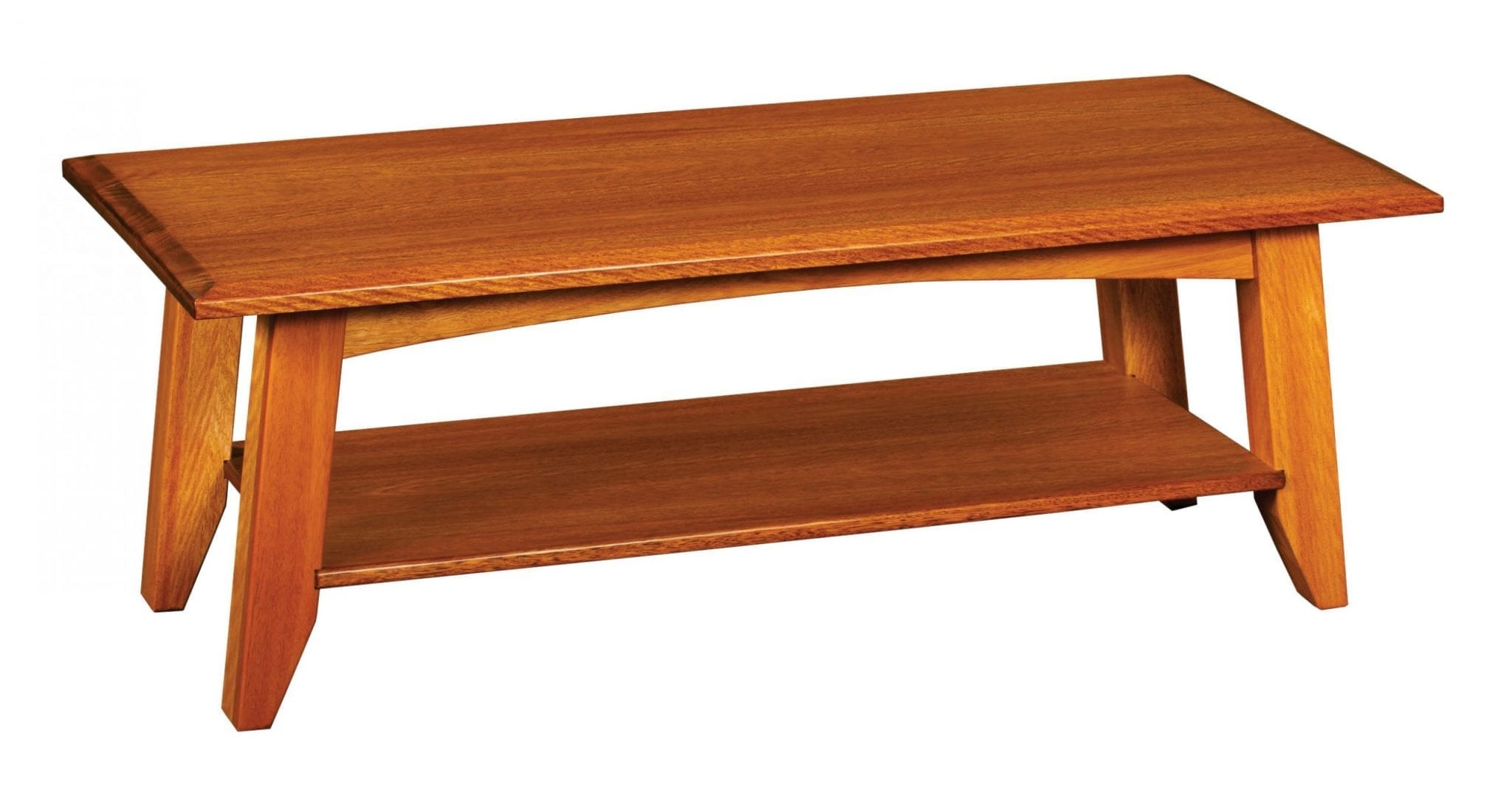 albany coffee table amish solid wood coffee tables