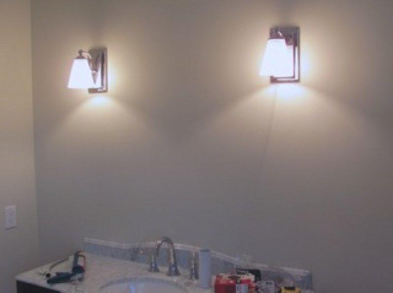 Bathroom Wall Sconces Installation Brampton-11