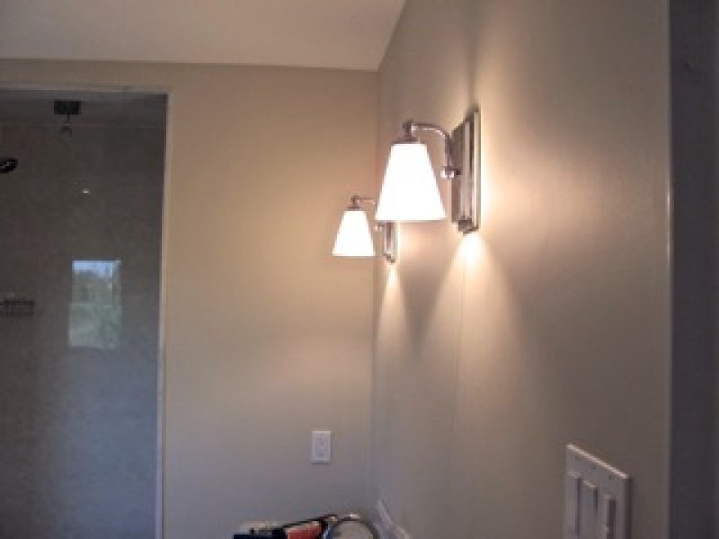 Bathroom Wall Sconces Installation Brampton-6