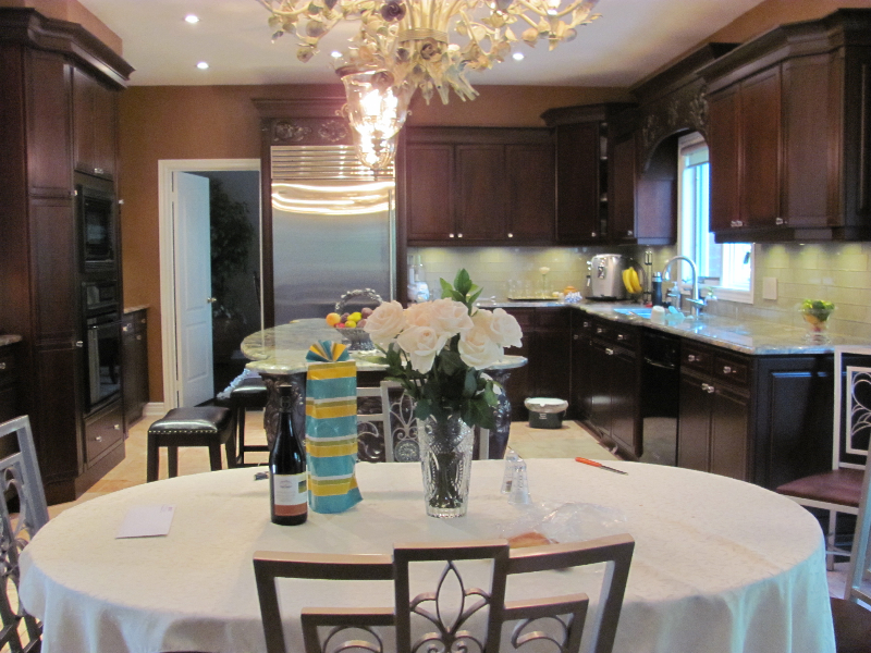 New Kitchen Pot Lighting & Pendants-whitby-14