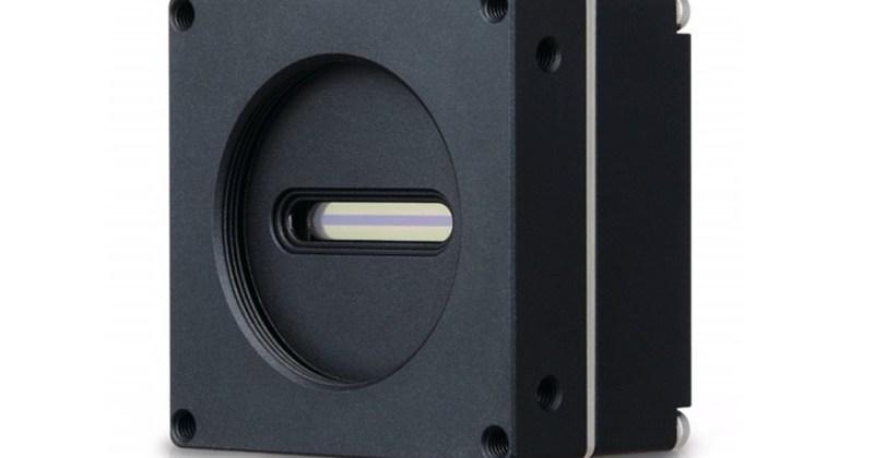 linjekamera maskinvisionkamera