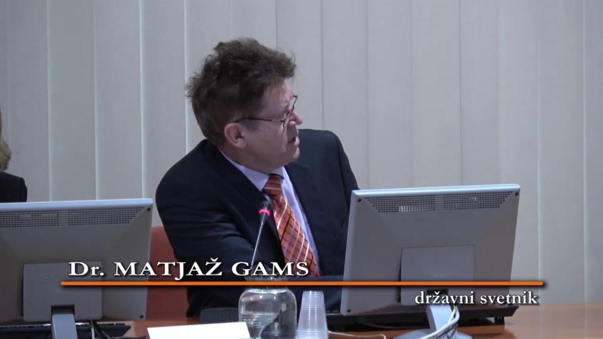 Matjaž Gams: Pismo kolegicam in kolegom znanstvenikom