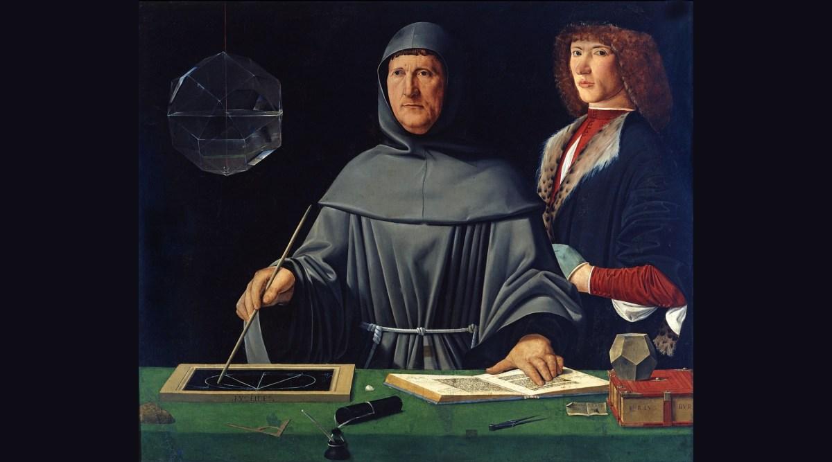Da Vincijev prijatelj, ki je postavil temelje modernega računovodstva