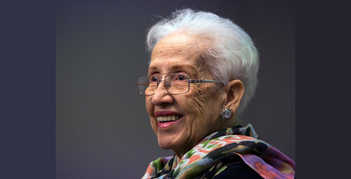 Katherine Johnson - Nasin človeški računalnik
