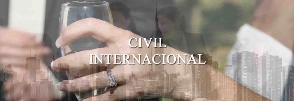 Civil internacional