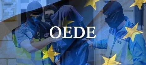 Orden europea de detención