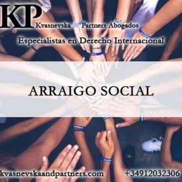 Residencia por Arraigo Social