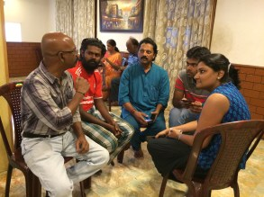 Sri Parthasarathy Swami Sabha Organizes Theatre Workshop for Actors by Director Naga