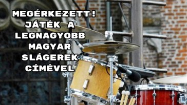 Megérkezett! Játék a legnagyobb magyar slágerek címével - összehozod a hibátlan megoldást?