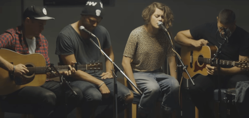 Hillsong Oceans Song Heard On Air Blog