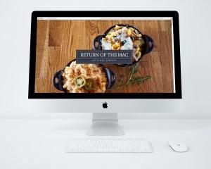 Return of the Mac Website