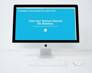 Shoebox Bookkeeping Website