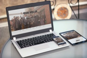 Website Photo Mockup - Mark Whelan