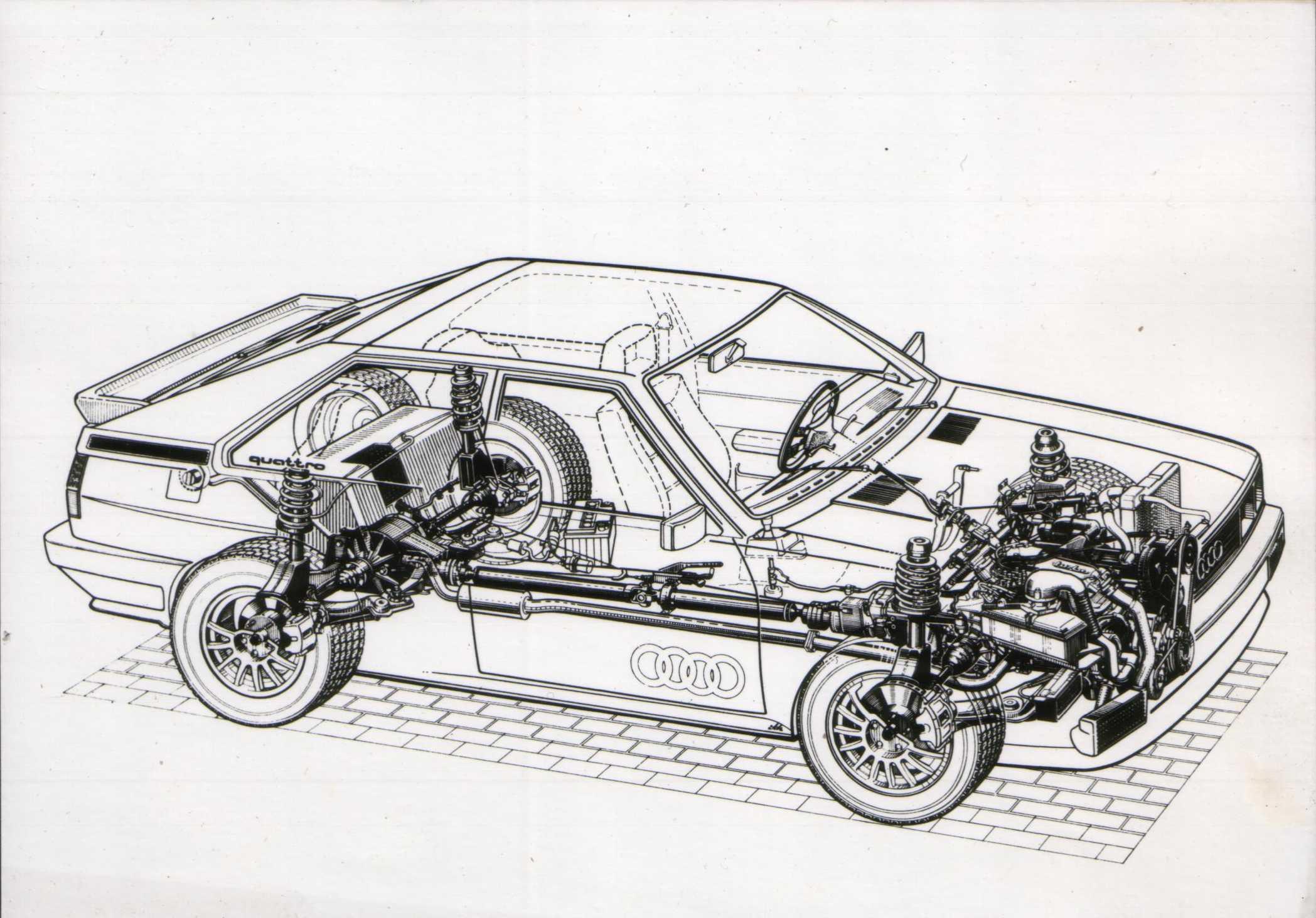 Historic Rally Amp Classic Race Cars Audi Quattro