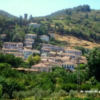 sıcak sıcak İzmir ve Şirince Köyü