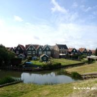 Amsterdam'dan devam:Marken-Volendam