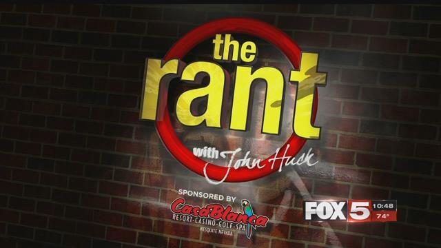 The Rant: April 26, 2017