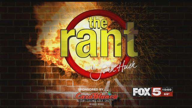 The Rant: May 16, 2017