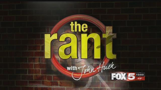 The Rant: Dec. 15, 2017