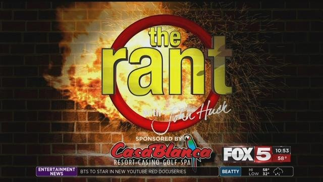 The Rant: March 14, 2018