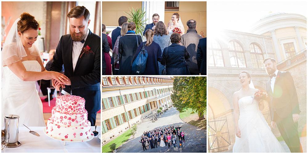 Hochzeitsfotografie 25 Schloss Sondershausen Hochzeitsreportage