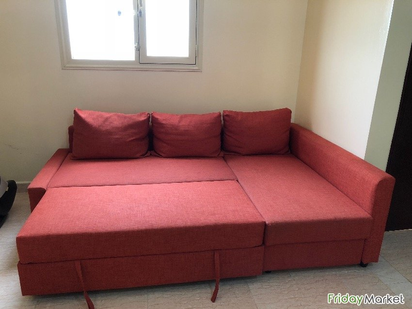 IKEA Sofa Cum Bed For Sale In Kuwait FridayMarket