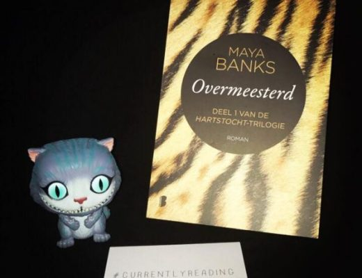 Recensie | Overmeesterd (The Enforcers #1), Maya Banks