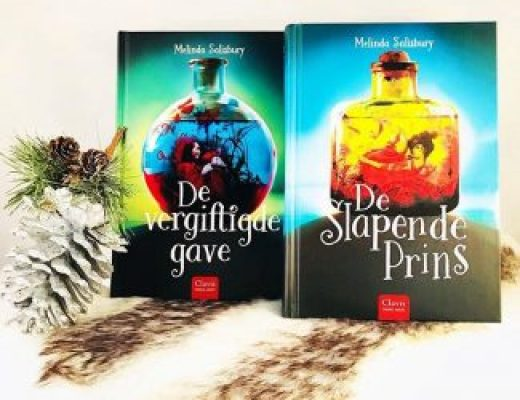 Recensie | De slapende prins (The Sin Eater's Daughter #2), Melinda Salisbury