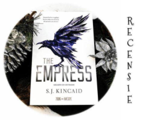 Recensie | The Empress (The Diabolic #2), S.J. Kincaid