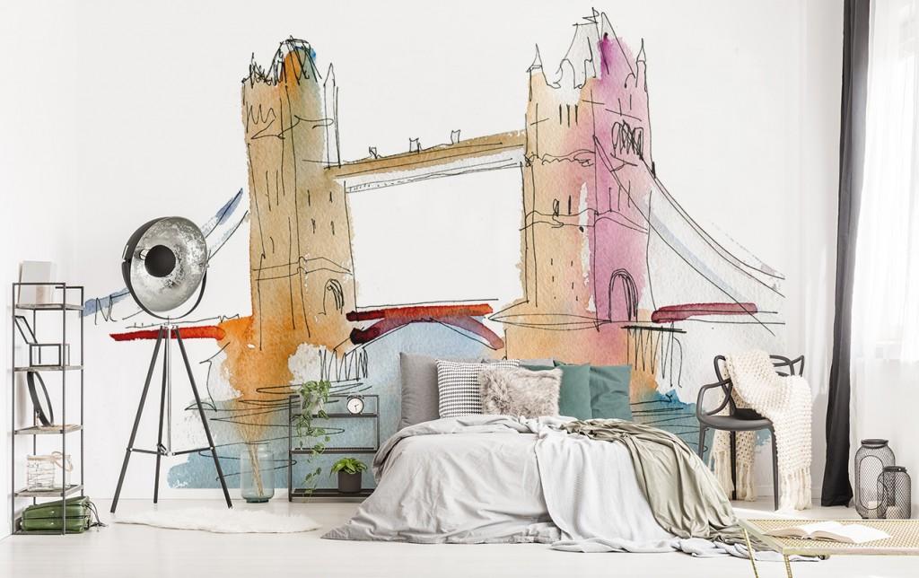 most w sypialni