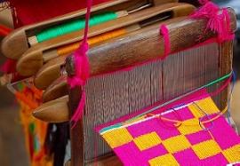 Beautiful Kente Loom 3