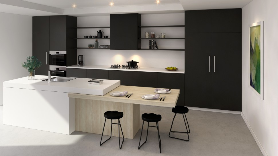 AbsoluteMatte and Grain. MODERN KITCHEN-HR-FINAL_RGB