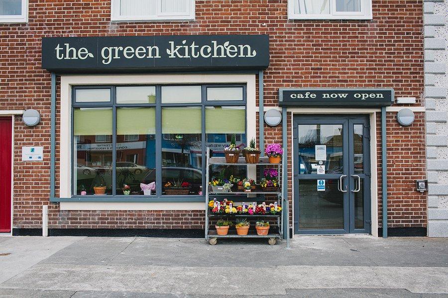 Green Kitchen Walkinstown