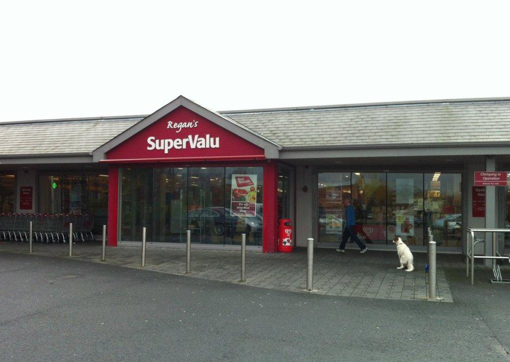 supervalu firhouse shopping