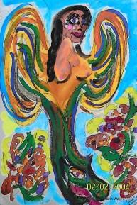 WILD WOMAN ARCHE
