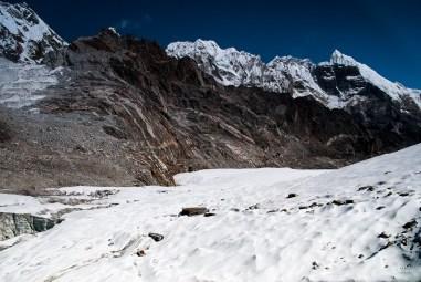 Przełęcz Cho La (5420m)
