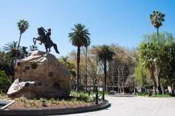 Mendoza sprzyja spacerowiczom, którzy zwiali z tego zdjęcia...